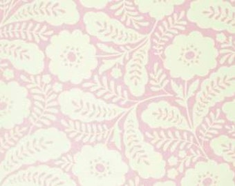 Heather Bailey Clementine 'Primrose' in Pink Cotton Fabric