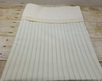 Pillowcase, Standard size, vintage pillowcase, bedding