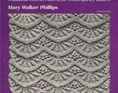 Knitting Counterpanes by Mary Walker Phillips - Traditional Coverlet Patterns for Contemporary Knitters 1989 The Taunton Press