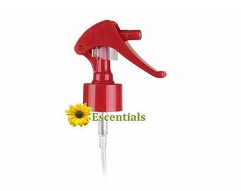 Red Mini Trigger Sprayer - 2 Pack