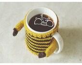 Mug Sweater, Honey Bee
