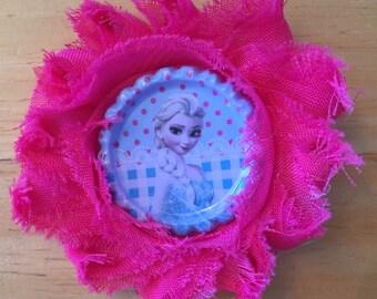Elsa Shabby Clip