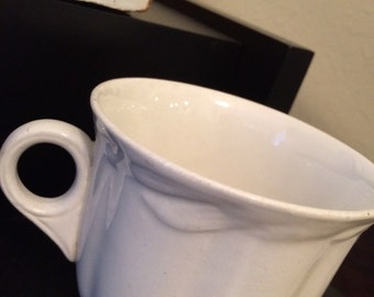 Vintage Hughes Longport England Teacup