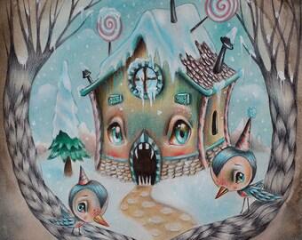Winter home (original)