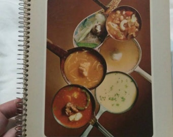 Time Life Foods of the World American Cooking: The Melting Pot Paperback Spiral Book