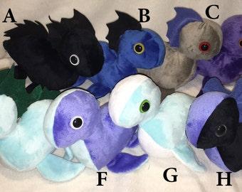 Baby Sea Monsters