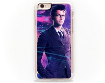 Doctor Who iPhone 6 case 10th Doctor iPhone 6 Case Doctor Who iPhone 6 Plus Case iPhone 5s Case iPhone 6 Case Tardis Samsung Galaxy S4 S5