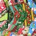 100 Chaistmas  Dog Grooming BANDANAS 25 S 25 M  25 L  25 XL Scarf Tie On Holiday BANDANNA