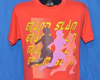 90s Grand Slam Four-Run Homer Baseball t-shirt Medium