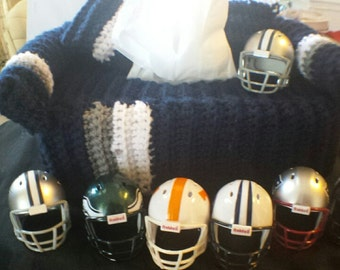 Sports Tissue Box Couch