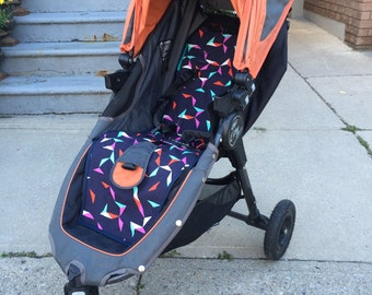 Custom Baby Jogger City Mini, City Mini GT, City Mini Double/City Mini GT Double, City Mini Zip Stroller Liner