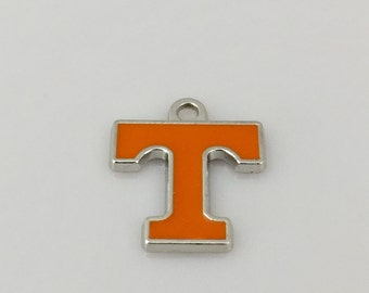 University of Tennessee Charm,Tennessee Volunteers Charm,UT Volunteers Charm
