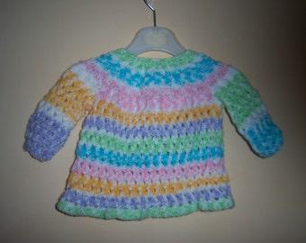 Baby dress/top 0-3mths