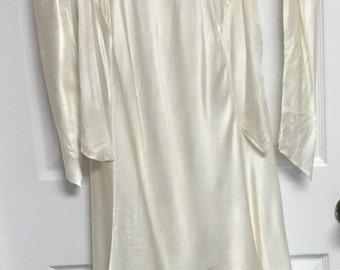 Antique Handmade Wedding Dress