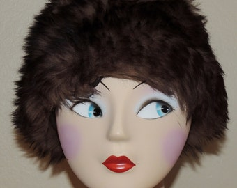 1970s Tuscan Lamb Hat, Made in Italy