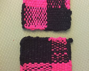 Recycled Woven Potholders