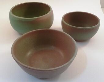 Set of 3 Kitchen Bowls