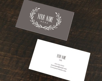 Printed Business Cards (Set of 500)