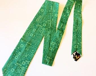 Computer circuit necktie