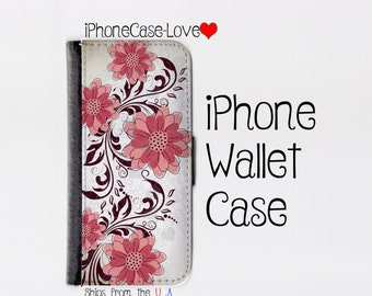 iPhone SE Case - iPhone SE Wallet Case - iphone SE - iPhone se Wallet