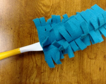 Washable Duster Refill Camo and Blue Free US shipping