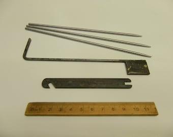 japanese living history tooling ninja lock pick kit iga-ryu museum set