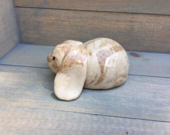 Bunny Rabbit Pottery
