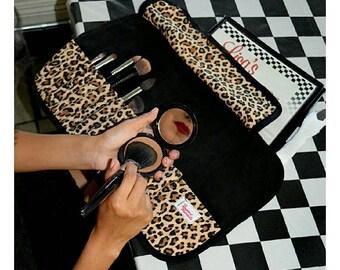 Cheetah Brush Roll