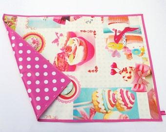 Time base / desk pad / oilcloth placemat