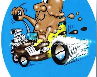 COOKBOOK of Ice Cream CARTOON RECIPES