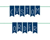 "Custom ""CECE"" Banner"