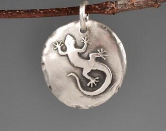 Lizard totem-talisman-amulet-charm