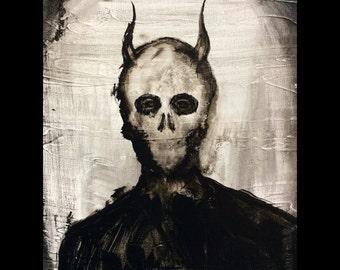 Handsome devil 8x10 print