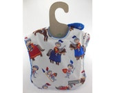 Your Knight in Shining Armour on this leakproof baby bib (Ready to ship)