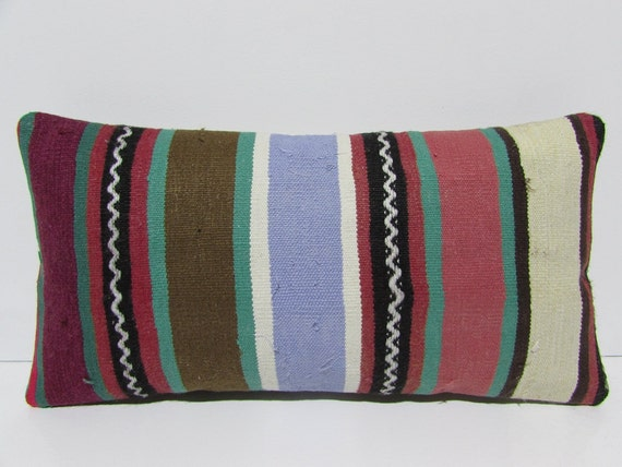 Hippie Floor Pillows : kilim pillow hippie pillow outdoor floor by DECOLICKILIMPILLOWS