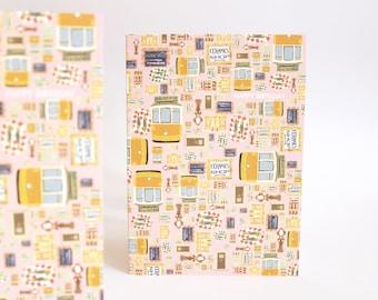 Lisbon Pattern / Happy Birthday