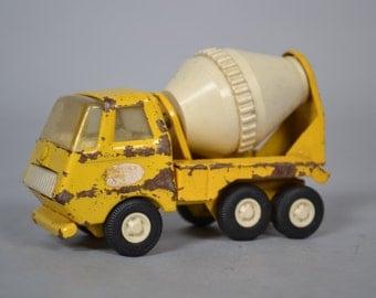 Tonka Cement Truck
