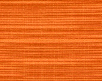 Outdoor Fabric by the Yard Outdoor Solid Orange Fabric Home Decor Fabric Tempo Outdoor Sunsetter Sunset Orange
