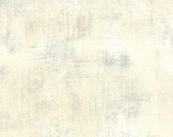 Moda BASIC GREY Grunge Mon Ami Creme Off White Cream 30150-270 Fabric BTY 1 yd