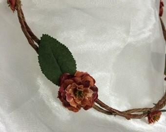 Floral crown #201