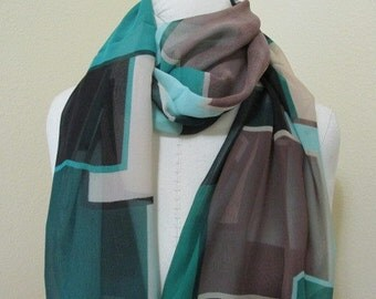 Silk Scarf, Great gift