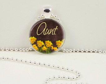 Aunt Pendant