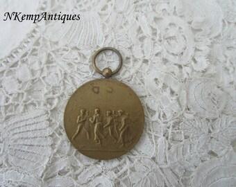 Antique pendant/medal