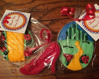 Wizard of oz cookies