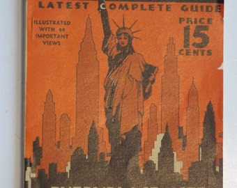 1920's Guide To New York City