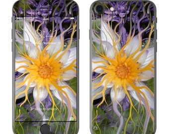 Bali Dream Flower by Fusion Idol - iPhone 7/7 Plus Skin - Sticker Decal