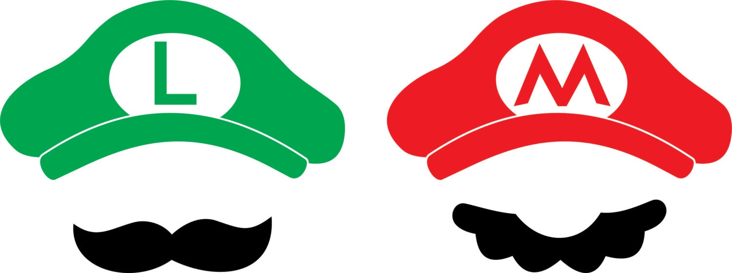mario luigi inspired twin boys svg vector cutting instant digital download file costume from france flag clip art blank france flag clip art free