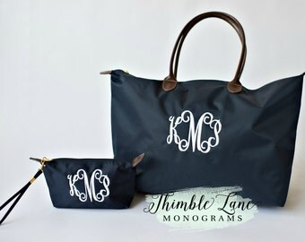 Monogrammed Tote Bags - Personalized Totes- Beach Tote Bags, Monogram Beach Bags, Teacher Bags, Diaper Bags, Bridesmaid Tote Bags