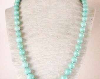Turquoise NECKLACE beautiful Vintage