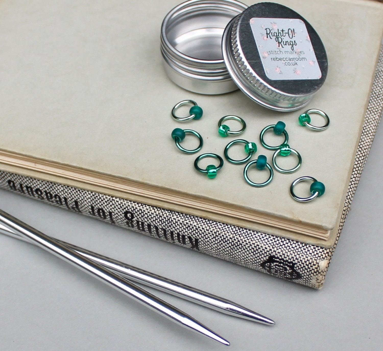 Knitting Accessories Uk : Stitch markers knitting supplies snag free sea spray